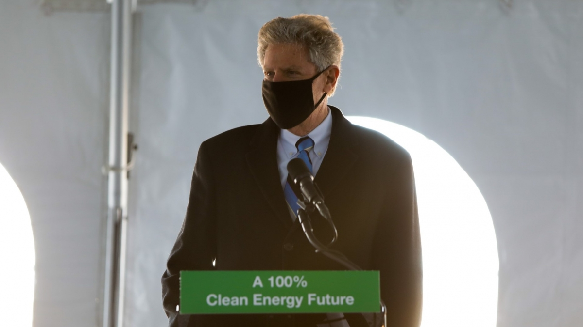 Pallone Perth Amboy Clean Energy Event
