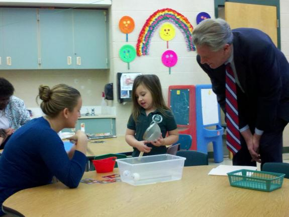 Rep. Pallone Calls for Expanded Access to High Quality Preschool