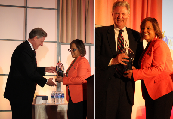 Pallone Honored for Efforts to Address Health Disparities