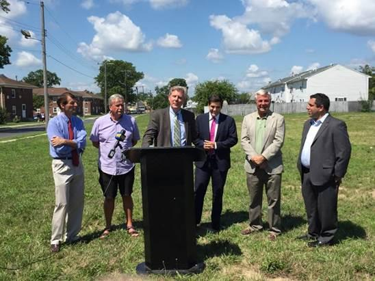 Congressman Pallone Advocates for Legislation to Provide Additional Brownfields Funding in Asbury Park