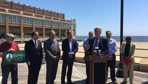 Pallone & Environmental Advocates Denounce Trump Withdrawal from Paris Accords feature image