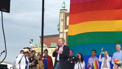 Congressman Pallone Celebrates LGBT Pride Month feature image