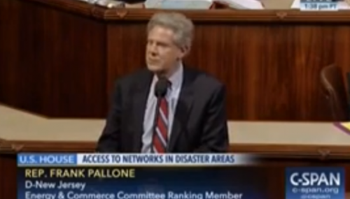 Pallone Applauds Passage of SANDy Act in Senate feature image