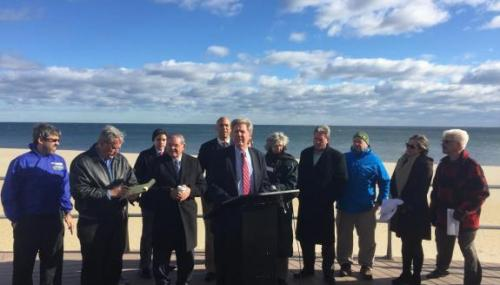 Pallone, Menendez and Booker Discuss Serious Concerns over Trump Environmental Agenda and Call for Continued Action on Climate Change feature image