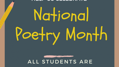 Pallone to Sponsor 2nd Annual Poetry Showcase for Local Schools feature image